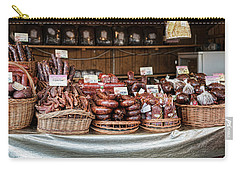 Poland Meat Market Carry-all Pouch