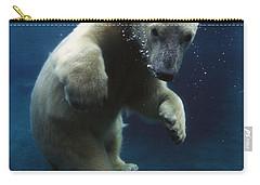 Polar Bear Ursus Maritimus Cub Carry-all Pouch