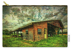 Pole Barn Carry-all Pouch by Lewis Mann