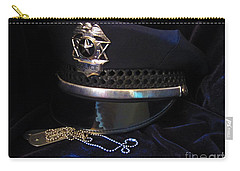 Police And Dog Tags Carry-all Pouch