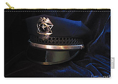 Police Hat Carry-all Pouch