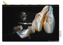 Police, Military, And Pointe Shoes Carry-all Pouch
