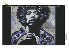 Political Jimi Carry-all Pouch