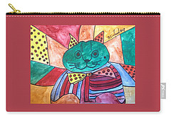 Politicats Copyright Did North Korea Just Fire A Missile Over Japan? Carry-all Pouch