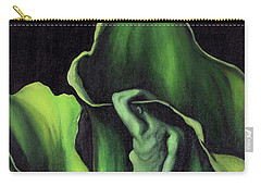 Carry-all Pouch featuring the painting Pollination by Fei A