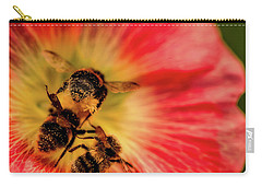 Pollination Carry-all Pouch by Verena - Timschenko