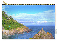 Polperro Entrance Carry-all Pouch by Hazy Apple