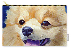 Pomeranian Carry-all Pouches