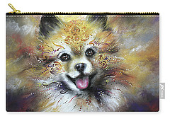 Pomeranian Carry-all Pouch