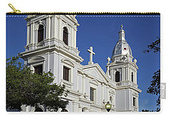 Ponce Cathedral Carry-all Pouch