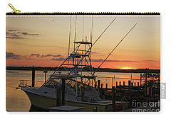 Ponce Inlet Sunset Carry-all Pouch