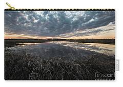 Pond And Sky Reflection5 Carry-all Pouch