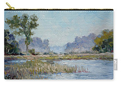 Pond In The Woods 1 Carry-all Pouch