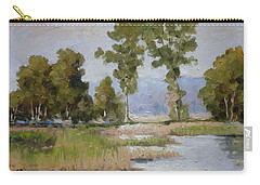 Pond In The Woods 2 Carry-all Pouch