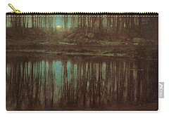 Pond Moonlight Carry-all Pouch by Edward Steichen