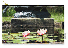 Pond Palette Carry-all Pouch by Ed Waldrop