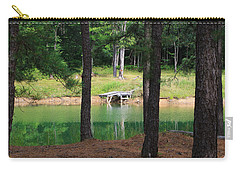 Pond Side Dock Carry-all Pouch