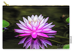 Pond Water Lily Carry-all Pouch