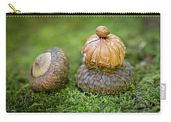 Carry-all Pouch featuring the photograph Pondering With Nature by Dale Kincaid
