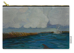 Pointe Aux  Chien Carry-all Pouch