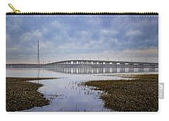 Ponquogue Bridge Hampton Bays Ny Carry-all Pouch