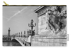 Pont Alexandre Carry-all Pouch