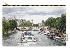 Pont Neuf Panorama Carry-all Pouch
