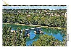 Pont Saint-benezet Carry-all Pouch
