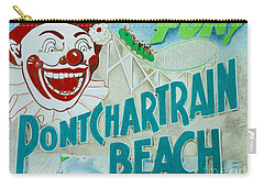 Pontchartrain Beach Carry-all Pouch