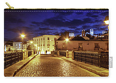 Ponte Romana At Blue Hour / Tavira, Portugal Carry-all Pouch