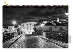 Ponte Romana At Night - Tavira, Portugal Carry-all Pouch