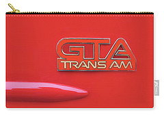 Pontiac Firebird Gta Trans Am Carry-all Pouch