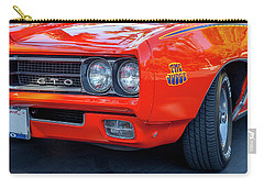 Pontiac G T O Judge 1969 Convertible Carry-all Pouch