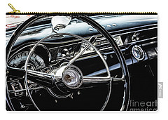Carry-all Pouch featuring the photograph Pontiac Gto by Brad Allen Fine Art