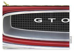 Pontiac Gto  Carry-all Pouch