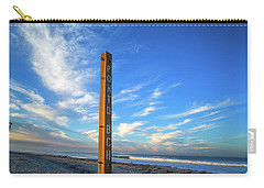 Ponto Beach Carry-all Pouch by Joseph S Giacalone