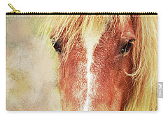 Pony Portrait Carry-all Pouch