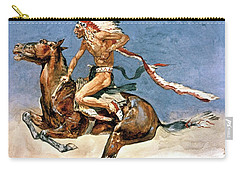 Pony War Dance Carry-all Pouch