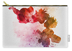 Ponyo Carry-all Pouch by Rebecca Jenkins