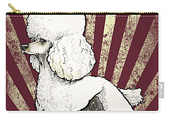 Poodle Revolution Carry-all Pouch