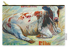 Poor Miss Bessie Carry-all Pouch