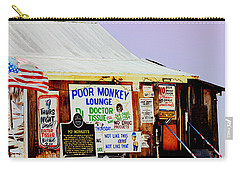 Poor Monkey's Juke Joint Carry-all Pouch