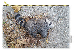Poor Trash Panda Carry-all Pouch