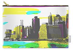 Pop City Skyline Carry-all Pouch