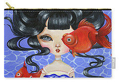Pop-eyed Goldfish Carry-all Pouch