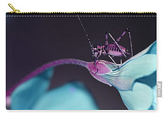 Carry-all Pouch featuring the photograph Pop Macro No. 3 by Laura Melis