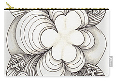 Popcloud Blossom Carry-all Pouch