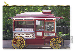 Popcorn Wagon Carry-all Pouch