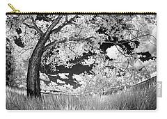 Poplar On The Edge Of A Field Carry-all Pouch by Dan Jurak