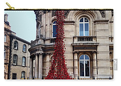 Poppies - City Of Culture 2017, Hull Carry-all Pouch